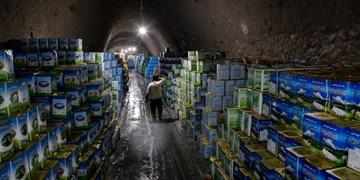 روستایی با یخچالهای زیرزمینی طبیعی/ تولید خوشمزهترین پنیر ایران در لیقوان