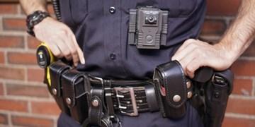 نصب دوربین روی بدن پلیس آمریکا با هدف کنترل رفتار