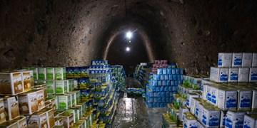 «لیقوان» پایتخت پنیر/سیری در دل یخچالهای طبیعی و زیرزمینی