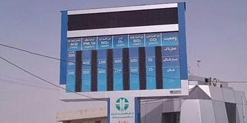 جلسه کمیته اضطرار آلودگی هوا ماهانه در استان سمنان برگزار شود