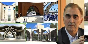 جدیدترین رتبه بندی ۲۰۲۱ برترین دانشگاه های جهان منتشر شد/ ایران ۳۶ دانشگاه از ۵۸۹ دانشگاه برتر آسیا را به خود اختصاص داد