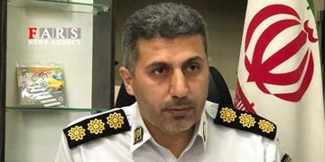 فیلم| واکنش سرپرست پلیس راهور گلستان به انتشار یک تصویر در فضای مجازی