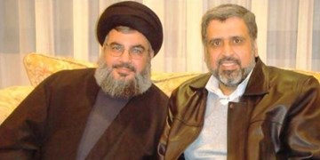 سید حسن نصر الله فقدان دبیر کل سابق جنبش جهاد اسلامی فلسطین را تسلیت گفت