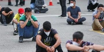 اجرای طرح پاکسازی در دورود/ 52 متهم دستگیر شدند