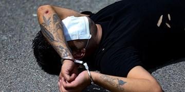 انهدام باند شرارت و ناامنی در سوادکوه
