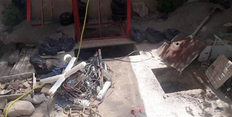 دستگیری عامل حفاری غیرمجاز در منطقه ارهگر تبریز