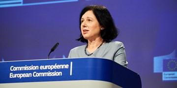 کمیسیون اروپا اقدام توئیتر در راستیآزمایی ادعاهای ترامپ را ستود