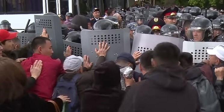 اعتراضات جدید در قزاقستان و نقش ضعیف مخالفین