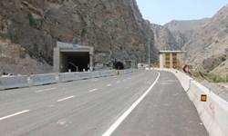 ترافیک در جادههای منتهی به تهران/تردد موتورسیکلت در محورهای شمال ممنوع شد