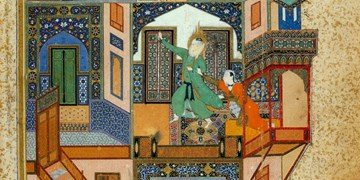 کمالالدین بهزاد از سرآمدان هنر مکتب تبریز
