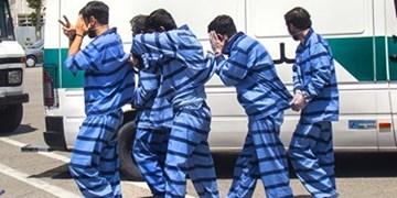 دستگیری 10 سارق مسلح و به عنف در سیستان و بلوچستان
