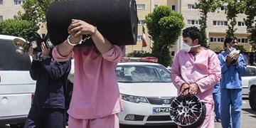 تخلف انتخاباتی خاصی نداشتهایم/ دستگیری ۷۹۳ سارق و زورگیر در «رعد ۴۵»