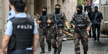 بازداشت حدود ۲۰ نفر در ترکیه به اتهام همکاری با «پ.ک.ک»