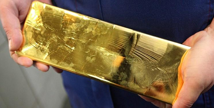 کاهش دوباره قیمت طلا در بازار جهانی