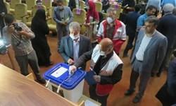 انتخابات مجامع عمومی هلال احمر زنجان با خضور 82 کاندیدا برگزار شد