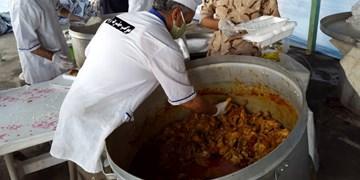 آغاز طرح اطعام حسینی در ساوه