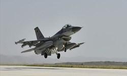 حمله مجدد جنگندههای ترکیه به مواضع شمال عراق