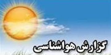 تداوم بارشهای رگباری تا فردا در آسمان مازندران/ پیشبینی هوایی صاف و آفتابی از روز شنبه