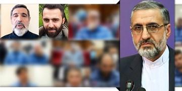 متهم منصوری در اختیار اینترپل در کشور رومانی است/ دستگیری موسوی مجد ربطی به حادثه شهادت سردار سلیمانی ندارد