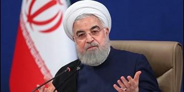 روحانی: اقتصاد کشور تحت مدیریت قرار دارد/ بازی با قیمت ارز و سکه عملیات روانی دشمن است