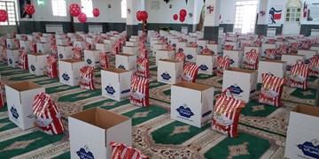 تهیه و توزیع 150 بسته حمایتی در اقلید