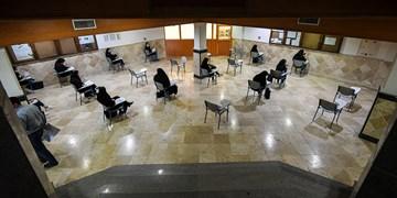 ماراتن امتحانات پایان ترم دانشگاه ها آغاز شد/ 150 مرکز پیام نور به عنوان حوزه آزمون حضوری، در شهر دانشجو تعیین شد