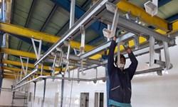 کشتارگاه صنعتی ایوان در آستانه بهره برداری/ حفظ سلامت شهروندان امری مهم و ضروری است