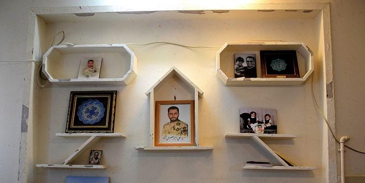 یک روز میهمان  خانواده شهید علیاکبر معصومینژاد