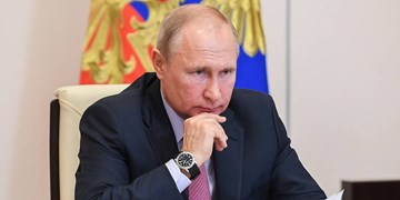 ابراز همدردی پوتین در تماس تلفنی با رئیس جمهور لبنان
