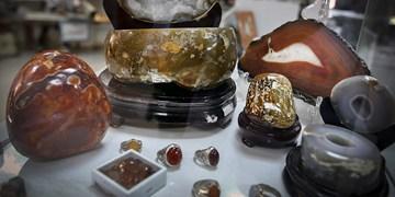 نخستین بازارچه سنگ قیمتی در اصفهان