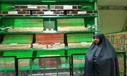 بازدید عضو جنبش اسلامی نیجریه از کارگاه ساخت گنبد امام حسین(ع)