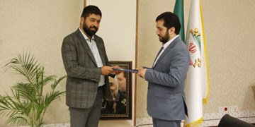 مشاور عالی رئیس شورای عالی استانها منصوب شد