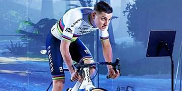 دوچرخهسوار آذربایجانشرقی قهرمان مسابقات آنلاین کشور