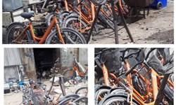 ماجرای اسقاط دوچرخههای شهرداری توسط دانشگاه صنعتی شریف