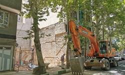 خانه قدیمی خیابان ارامنه سابق با رأی دیوان عدالت اداری تخریب شد