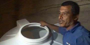 مردم غیزانیه، یک روز پس از افتتاح خط لوله: آب همچنان قطع است!
