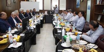 دیدار اعضای انجمن همگن استان تهران با مدیران سازه گستر