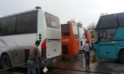 بیکاری 450 راننده حمل و نقل مسافری ایلام در پی شیوع کرونا