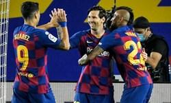 قانون شکنی کرونایی 4 بازیکن بارسلونا