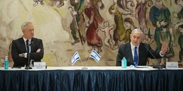دستیاران نتانیاهو: اختلاف با گانتز بر سر طرح اشغال، آمریکا را منصرف میکند