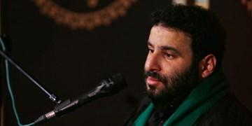 مجلس عزای امام جواد با سخنرانی عالی و نوای میرداماد