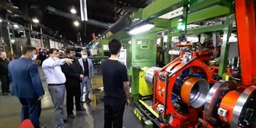 تولید ۲۵ درصد نیاز لاستیک کشور در اردبیل