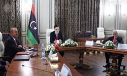 سفر هیأت بلند پایه ترکیهای به لیبی برای اولین بار