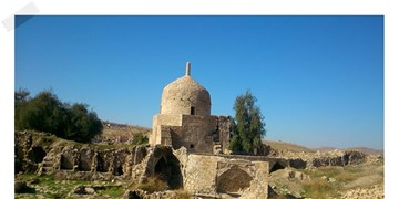 بارقههای امید در بلادشاپور/«هفت گنبد» شهرک تاریخی میشود