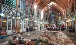 فیلم| بازار تاریخی تبریز «بزرگترین سازه سرپوشیده آجری جهان»