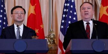 مبارزه با کرونا و ادامه روند مذاکرات تجاری، محورهای دیدار پامپئو و نماینده چین