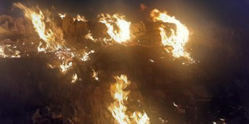 بیش از ۵۰ مورد آتش سوزی در دشت ورامین