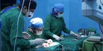 عمل موفقیت آمیز مخچه یک بیمار کرونایی در رباط کریم