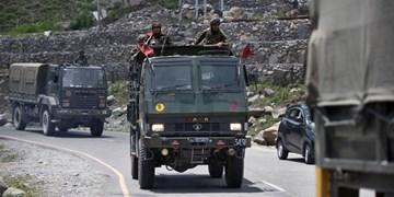 چین ده اسیر نظامی هند را آزاد کرد