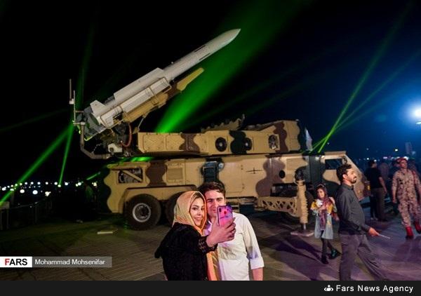 13990330000207637281718755027878 64888 PhotoL - هیچ پرندهای جرئت تعرض به ایران را ندارد/  رادارگریزی برای پدافند هوایی ارتش بیمعناست